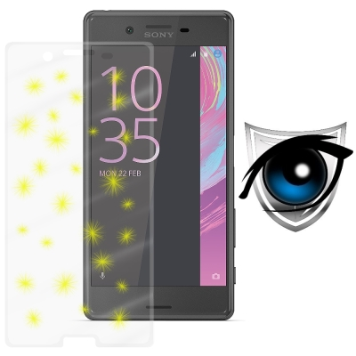 D&A SONY Xperia X Performance日本原膜9H藍...