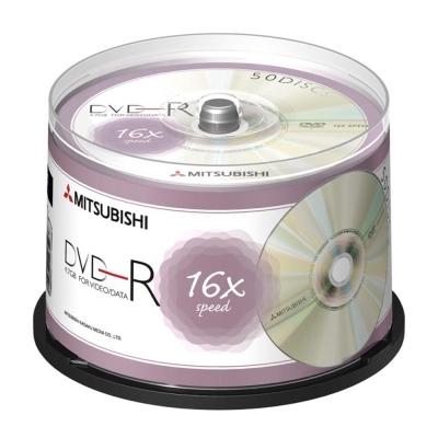 三菱 Sakura版DVD-R 16X燒錄片(100片)
