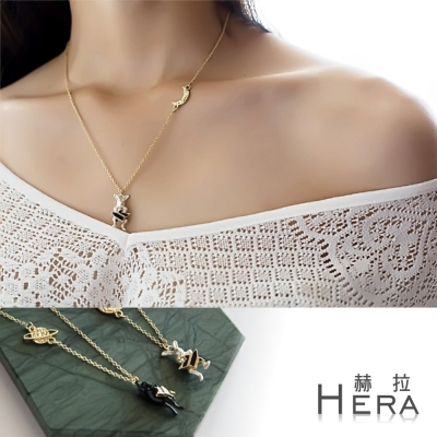 Hera 赫拉 星球月亮萌寵項鍊-2款
