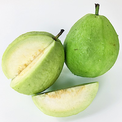 水果達人 鮮脆燕巢套網珍珠芭樂-3盒(4斤±10%/盒)