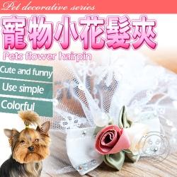 超浪漫》寵物喜宴派對專用頭花頭飾