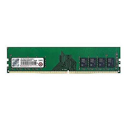 Trandscend 創見 4GB DDR4-2400 桌上型記憶體