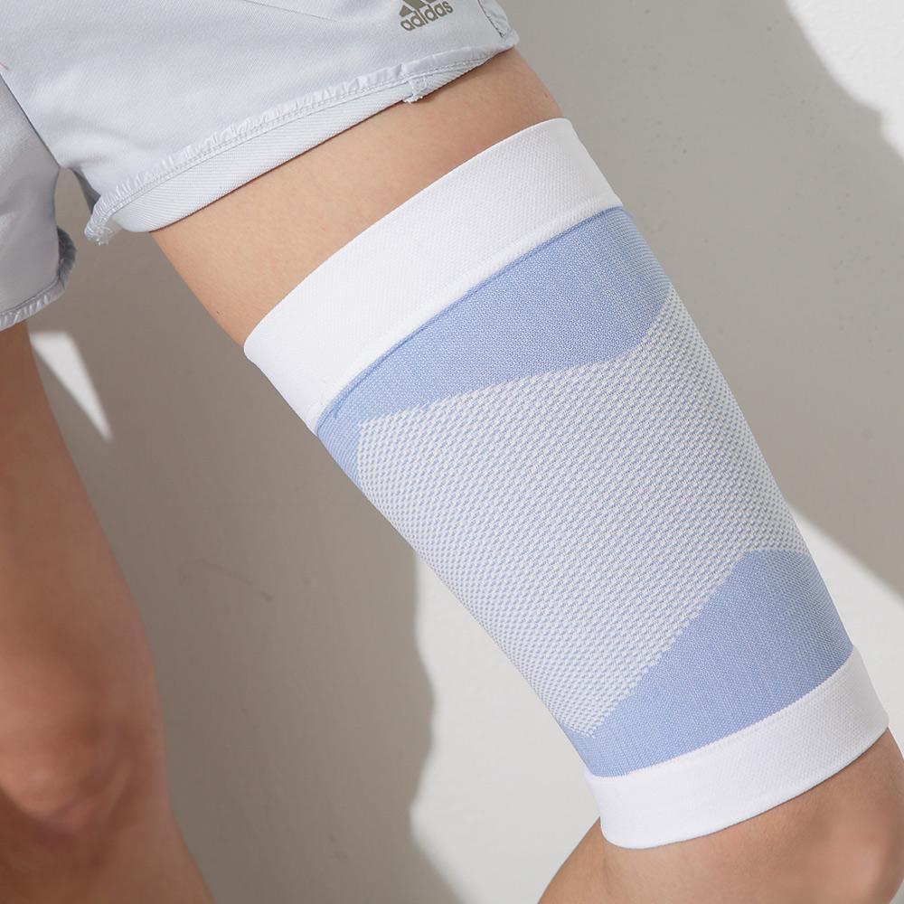 傑恩美德 超薄型銀護大腿(藍)