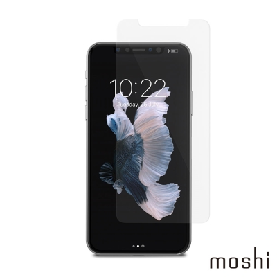 Moshi AirFoil Glass iPhone11Pro/XS/X 清透強化玻璃螢幕保護貼