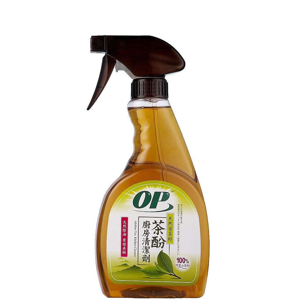 OP天然茶酚廚房清潔劑(500ml)