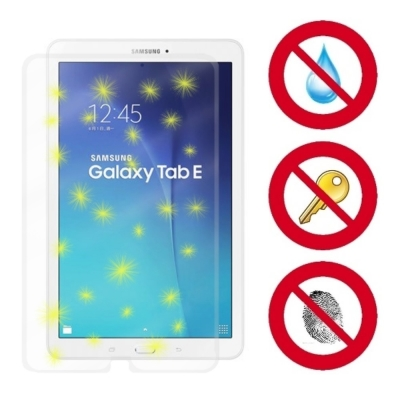 D&A SAMSUNG GALAXY Tab E 電競專用玻璃奈米5H↗螢幕保護貼