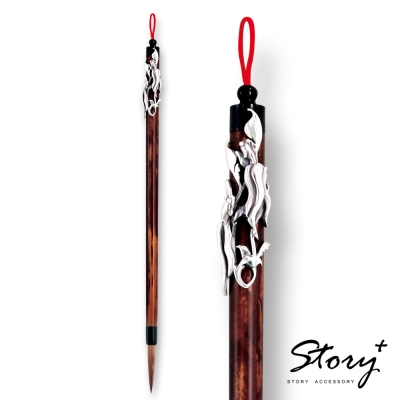 STORY ACCESSORY-四大美人珠寶筆-沉魚.西施