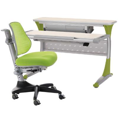 康樸樂Comf-Pro-哈佛-馬卡龍工學桌椅組