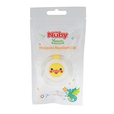 Nuby 防蚊扣(1入)_鴨(36M+)