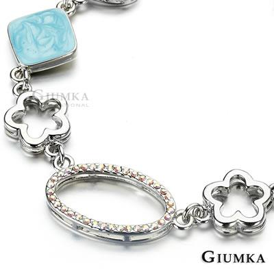 GIUMKA 復古仕女T字扣手鍊-共3色