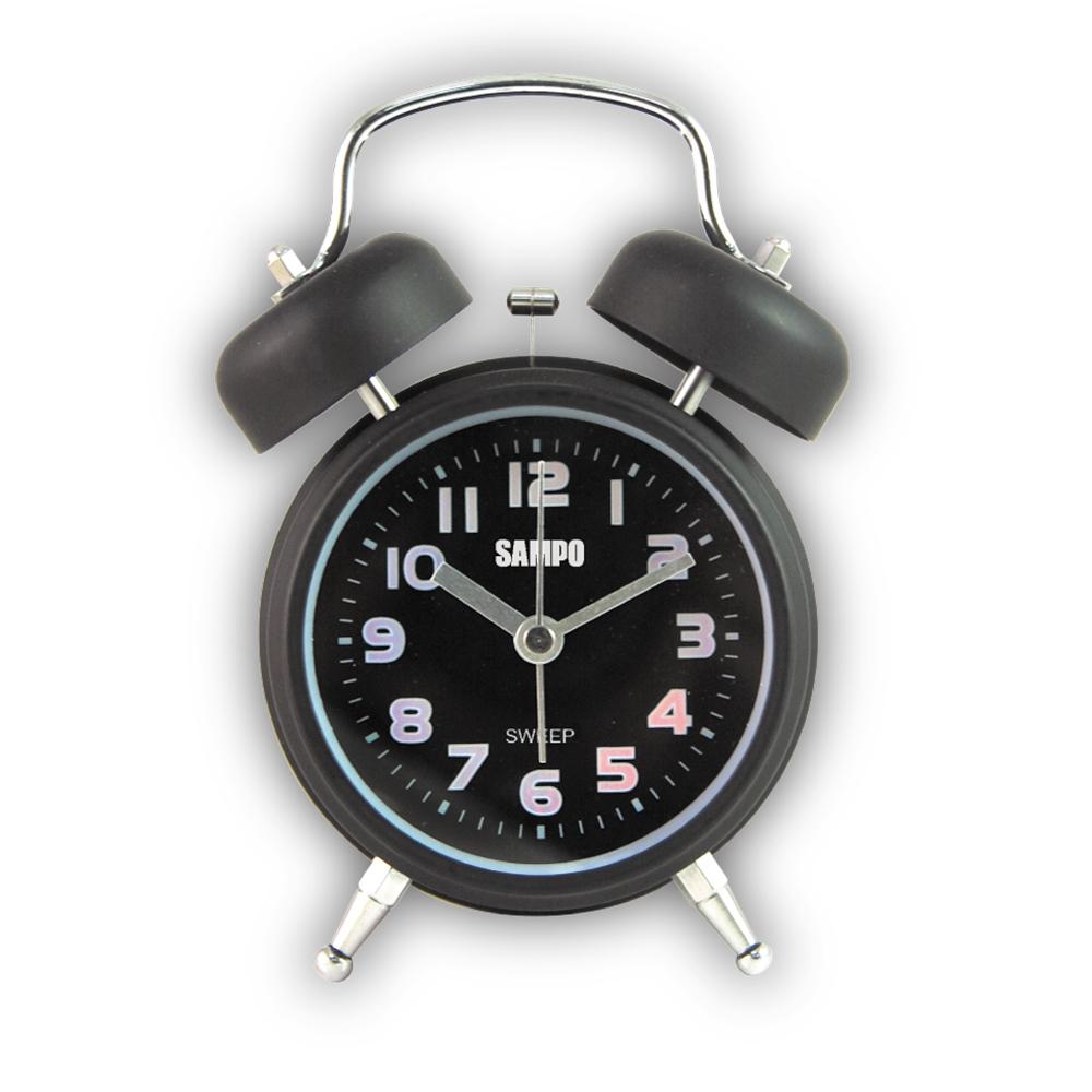 SAMPO聲寶 圓形鬧鐘PY-Z1207ML