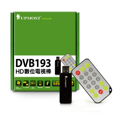 Upmost HD數位電視棒 -DVB193