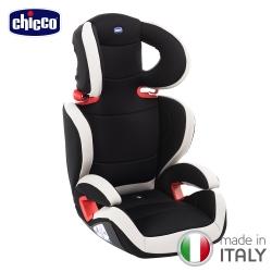 chicco-Key2-3安全汽座-公爵黑