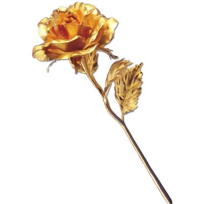 My Gifts-立體金箔花-典藏黃金玫瑰花(精緻禮盒)