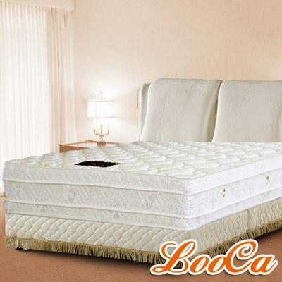 LooCa風華絕頂四線獨立筒床墊-加大6尺