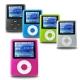 DW-B1821三代胖蘋果 插卡式 MP4隨身聽(加16G記憶卡)(送三大好禮) product thumbnail 1