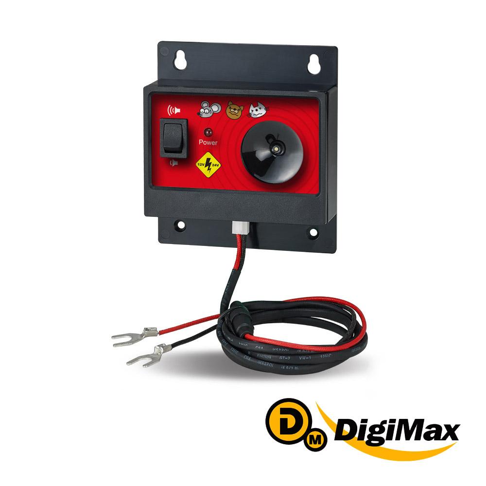 DigiMax  UP-11N 『車用智慧型』超音波驅鼠器-急速配