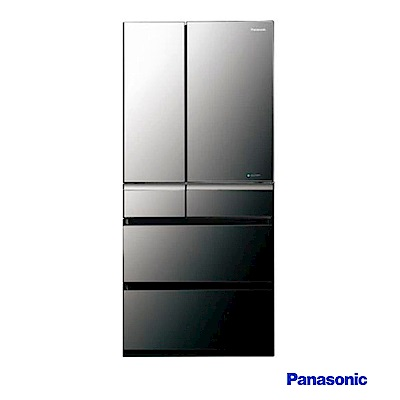 Panasonic 國際牌 601L日製六門 變頻電冰箱 NR-F602VX-X1