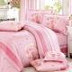 RODERLY花嫁系列-精梳純棉 兩用被床罩組 加大八件式-甜蜜花園 product thumbnail 1