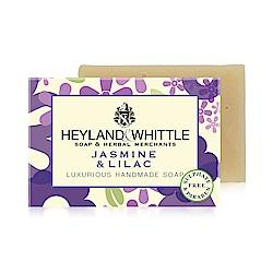 H&W英倫薇朵 茉莉丁香手工香氛皂120g
