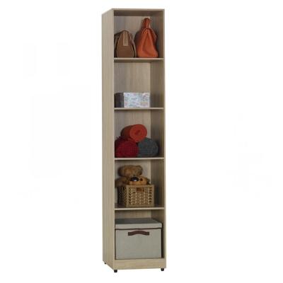 AT HOME - 凱文1.3尺梧桐開放隔板衣櫃 40x52x197cm