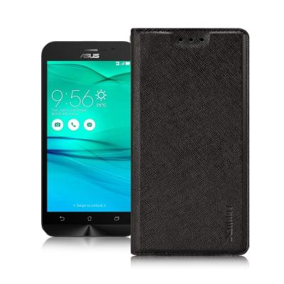 XM ASUS ZenFone Go ZB500KL 5吋 鍾愛原味磁吸皮套