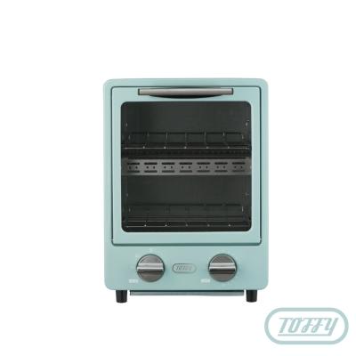 日本Toffy 經典電烤箱 K-TS1 馬卡龍綠 (公司貨)