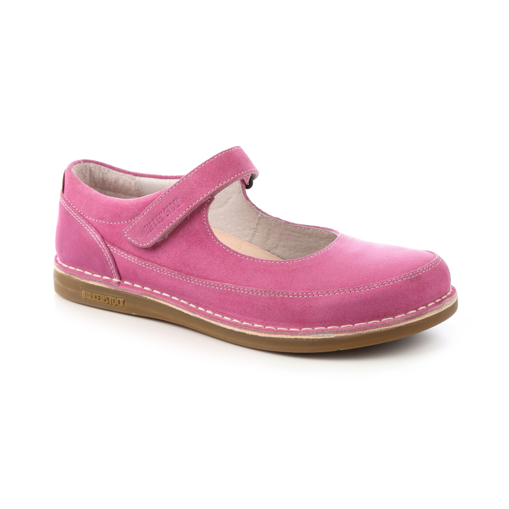勃肯BIRKENSTOCK 493031瓊休閒包鞋(粉紅)30-34