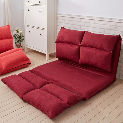 Bed Maker-雙人坐臥躺沙發椅 - 加大尺寸型/台灣製(四色)