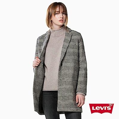 女裝 大衣 羊毛保暖 - Levis