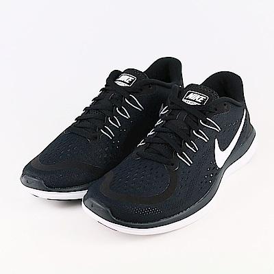 NIKE-FLEX女慢跑鞋898476001-黑