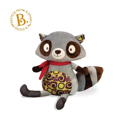 美國【B.Toys】浣熊說什麼(迴聲娃娃)(10m+)