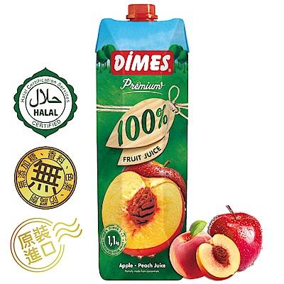 Dimes地美 100%水蜜桃綜合果汁(1000ml)