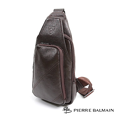 PB皮爾帕門-ROYAL羅亞系列-質感單肩包-BRW