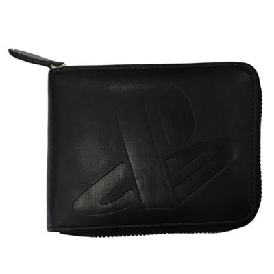 SQUAD品牌皮夾 黑