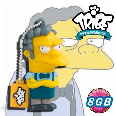 義大利TRIBE-辛普森一家 8GB 隨身碟 - 莫少蔥(MOE)