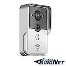 防盜門禁 KINGNET WIFI對講機 免安裝免佈線  即裝即用