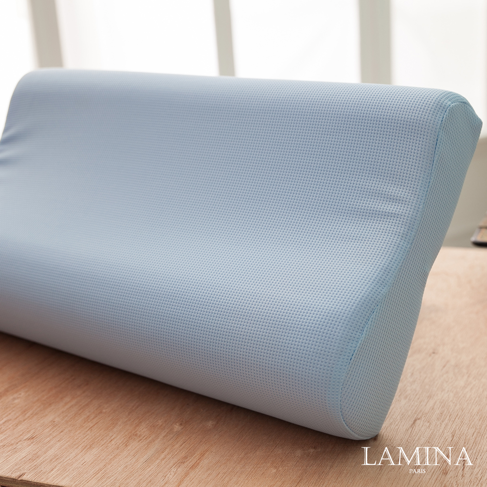 LAMINA  防蹣抗菌健康記憶枕