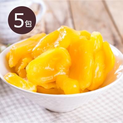 預購樂活e棧-鵝卵石冷凍波羅蜜(500g/包,共5包)