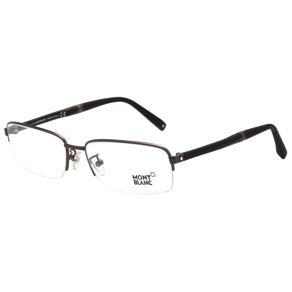 萬寶龍MONTBLANC 光學眼鏡(槍色) MB450