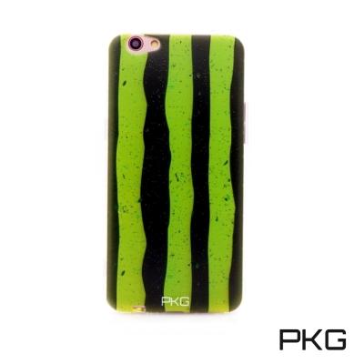 PKG SONY XA1-Ultra 彩繪空壓氣囊保護殼-浮雕彩繪-西瓜手機殼