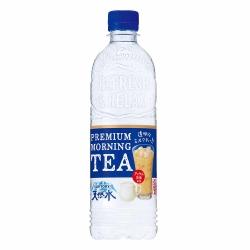 suntory 透明奶茶