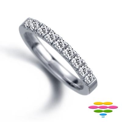 彩糖鑽工坊 鑽石戒指線戒 Elegance 系列
