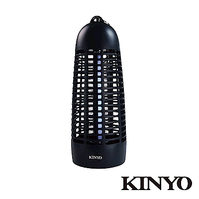 KINYO輕巧型電擊式捕蚊燈(AB-102)