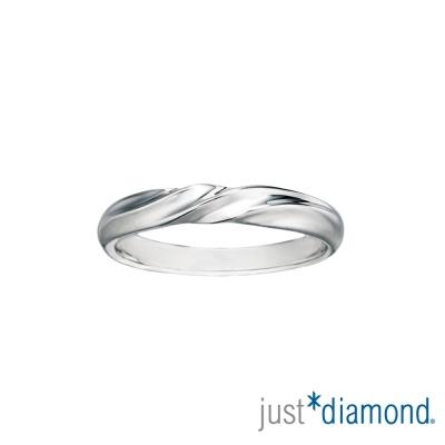 Just Diamond完美情緣 男女對戒-男戒