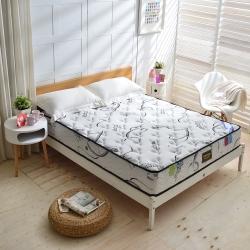 Ally愛麗 單人3.5尺 瑞士Sanitized涼感長效抗菌除臭護邊獨立筒床墊 麵包床