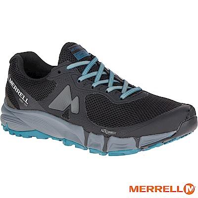 MERRELL AGILITYFLEX GTX 野跑男鞋-黑綠(09651)