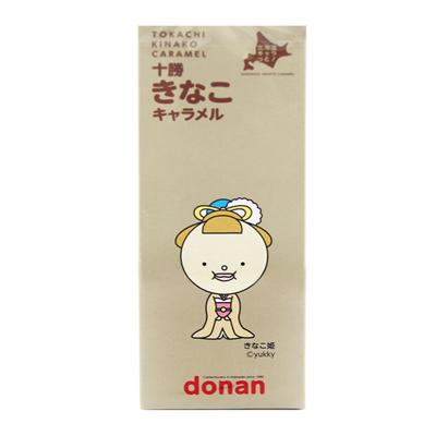 道南食品-黃豆粉牛奶糖-72g-x3盒入