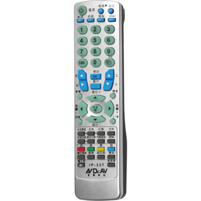 IP-337-液晶電視萬用遙控器