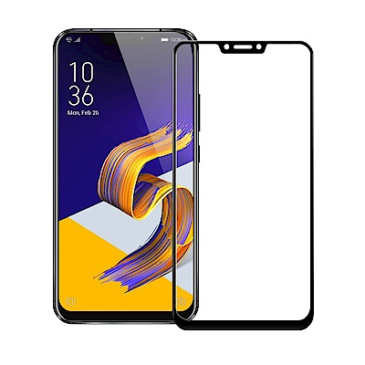 NISDA  ZenFone 5 (2018) ZE620KL滿版鋼化玻璃保護貼...